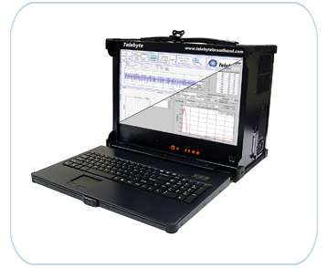 Telebyrte Model 4902 Noise Generator for SIngle Pair Ethenet (SPE) testing.  10BASE-T1L, PoDl, 802.3cg. Compliance, Safety, Interoperability.